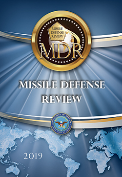 cover photo of missile defense review