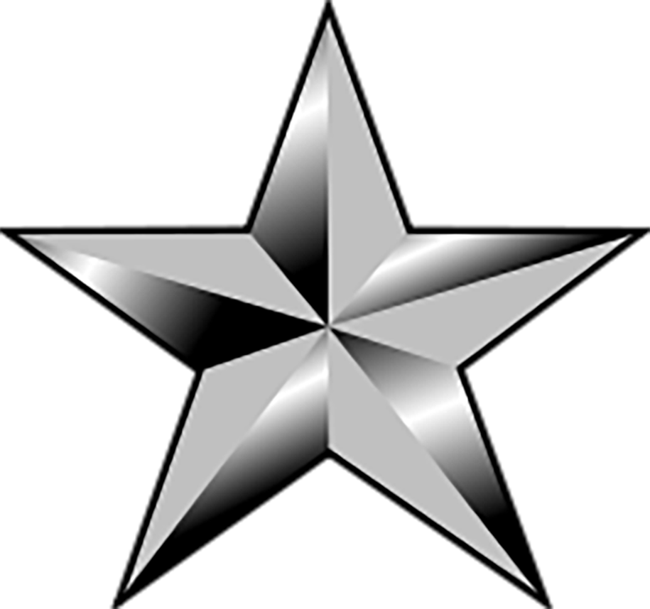 air force brigadier general icon
