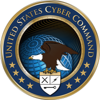 Cyber Command Seal