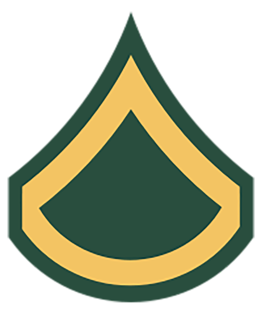 E-3 Private First Class