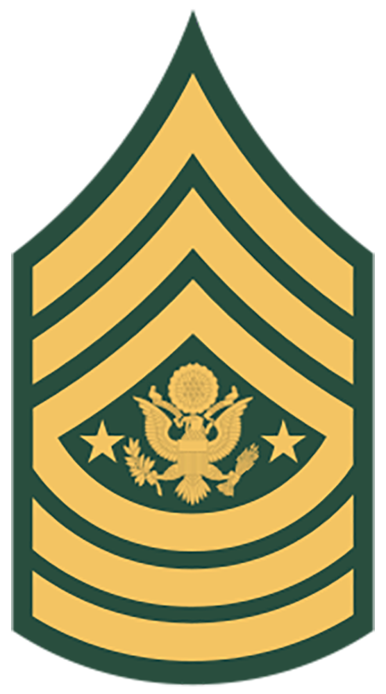 E-9 Sergeant Major of the Army