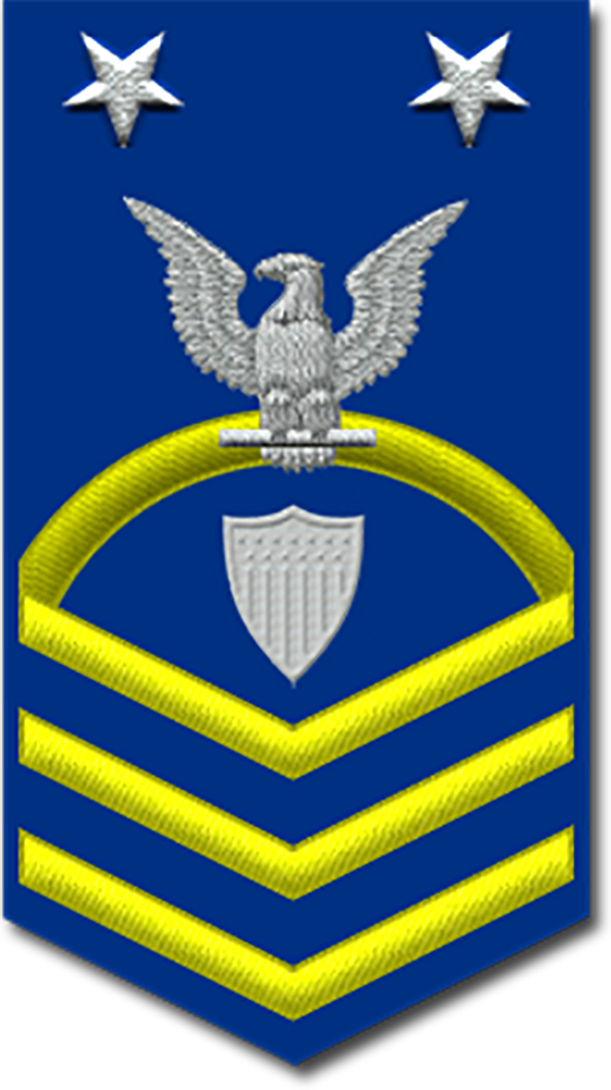 E-9 Command Master Chief Petty Officer