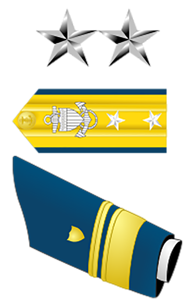 O-8 Rear Admiral