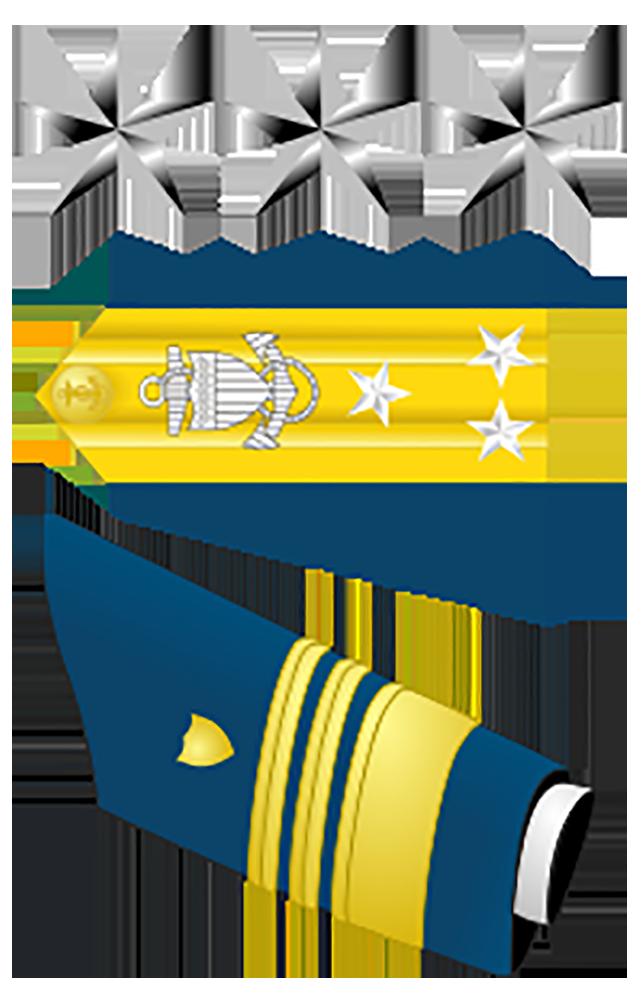 O-9 Vice Admiral