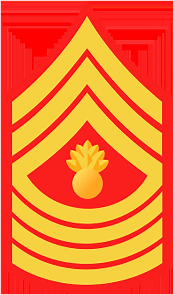 E-9 Master Gunnery Sergeant