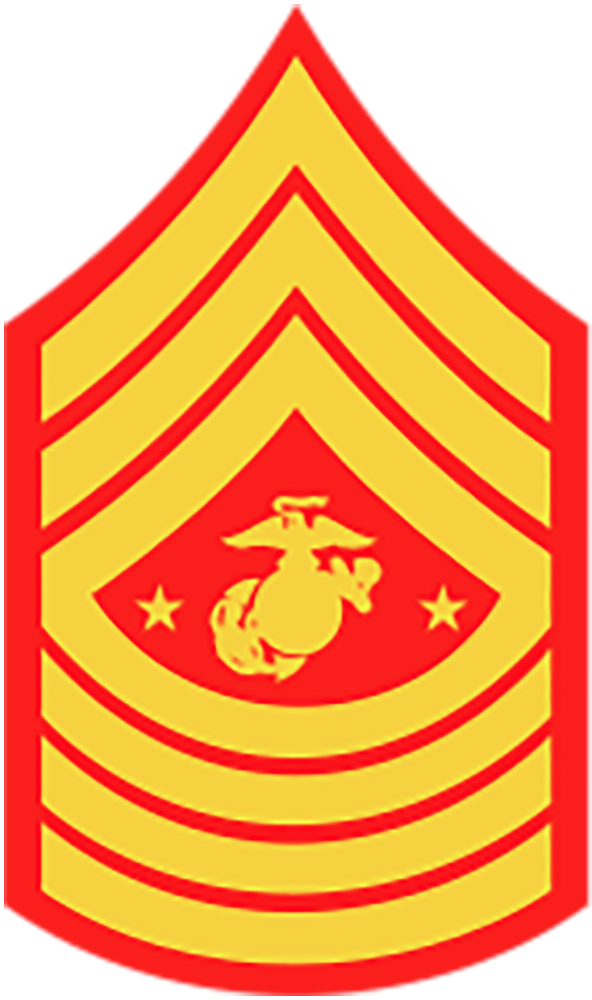 E-9 Sergeant Major of the Marine Corps