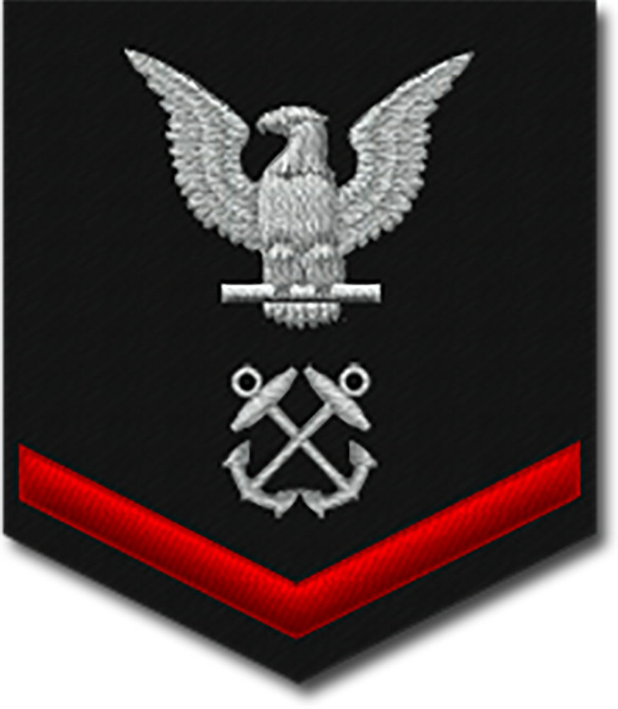 E-4 Petty Officer Third Class