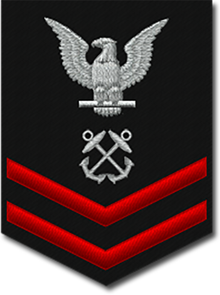 E-5 Petty Officer Second Class