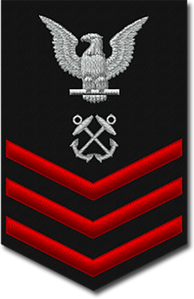 E-6 Petty Officer First Class
