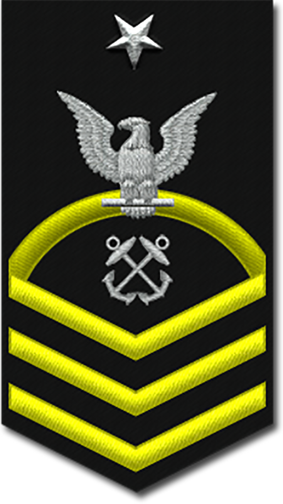 E-8 Senior Chief Petty Officer