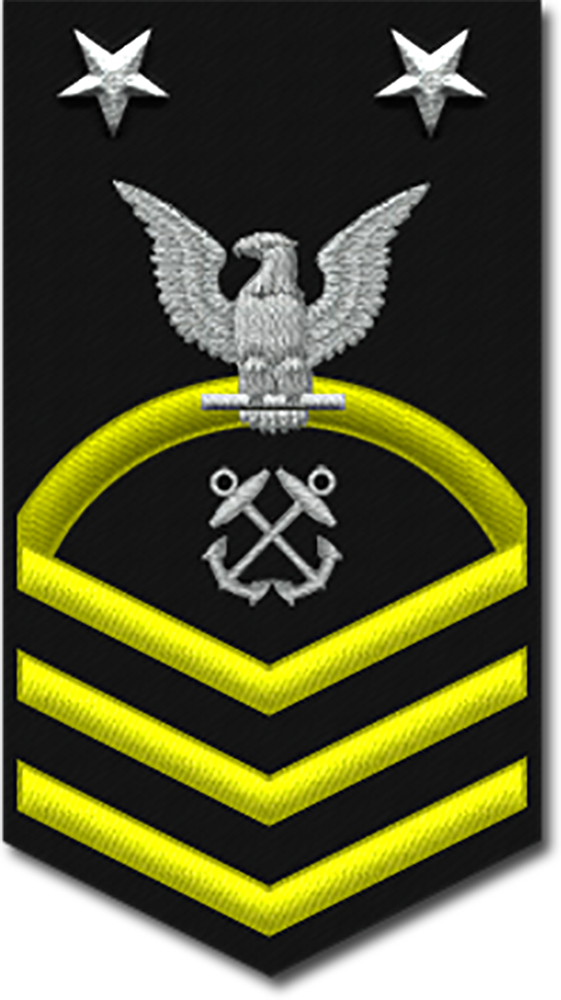 E-9 Master Chief Petty Officer