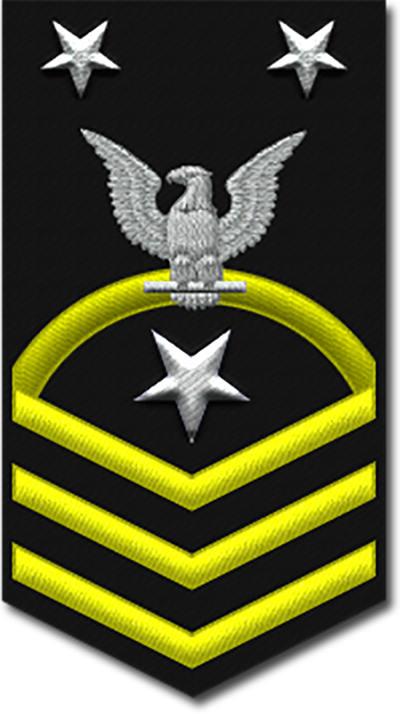 E-9 Fleet Command Master Chief Petty Officer