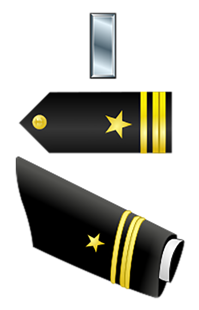 O-2 Lieutenant Junior Grade