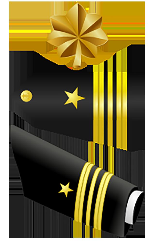 O-4 Lieutenant Commander
