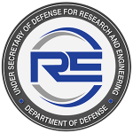Under Secretary of Defense for Research and Engineering seal