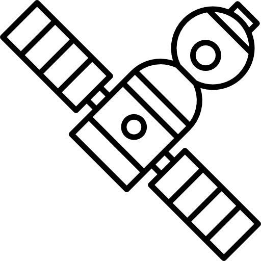space module icon